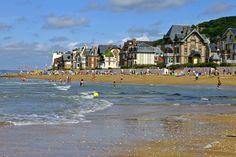 Houlgate , Normandy