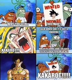 Post with 4585 votes and 174674 views. Tagged with funny, memes, anime, cowboybebop, dbz; Memes Dbz, Funny Memes, Hilarious, Funny Art, Wallpaper Dbz, Fairytail, Miraculous, Dragon Ball Z Shirt, Funny Dragon