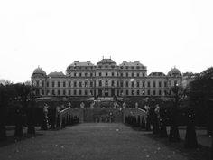 Viena.. Belvedere superior