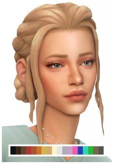 Sims 4 Cc Skin, Sims 4 Mm Cc, Sims Four, Maxis, Sims 4 Mods Clothes, Sims 4 Clothing, The Sims 4 Cabelos, Pelo Sims, The Sims 4 Packs