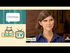 KidLit TV | StoryMakers Interview with Betsy Bird - KidLit.TV Betsy Bird is the New York Public Library's Youth Materials Collections Specialist and has her very own spiffy blog on School Library Journal called Fuzz 8.