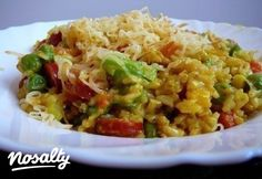 Currys rizs gazdagon   Nosalty Fried Rice, Curry, Cooking, Ethnic Recipes, Homemade Food, Delicious Food, Names, Website, Rice
