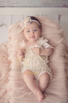 Such a pretty baby girl.