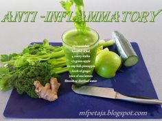 Reclaim your Health through                     Healing Cuisine: Anti-Inflammatory Drink