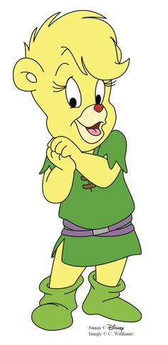 A gumimacik (Disney's Adventures of the Gummi Bears)