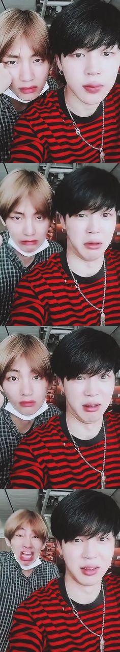 ♡ BTS || Taehyung || Ji-Min #95sLine