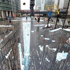 3D STREET ART