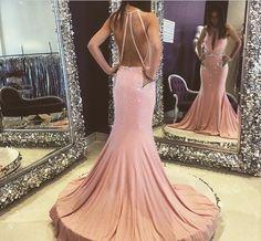 Prom Dress,High Quality Prom Dress,Sexy Prom Dress,Halter Prom