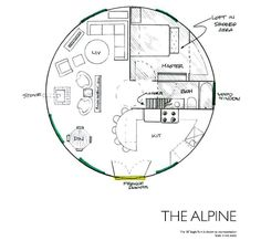 Yurt floor plans. A wide variety of floor plans for yurts or various sizes and complexities. I want a yurt!