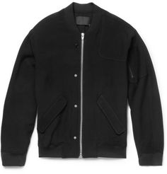 A bomber jacket for when it gets chilly at night