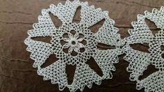 İğne oyası motif Crochet Hammock, Needle Lace, Crochet Flowers, Knots, Diy And Crafts, Crochet Earrings, Crochet Patterns, Jewelry, Doilies
