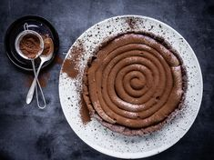 Mocca, Cookies, Desserts, Food, Pie, Cacao Powder, Dessert Ideas, Cooking Recipes, Baking