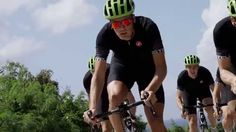 "Cannondale-Garmin Pro Cycling by Castelli - ""You know you are getting an unfair advantage"""