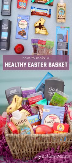 Healthy easter brunch ideas cleaner candies and easter basket healthy easter brunch ideas cleaner candies and easter basket stuffers brunch easter and easter baskets negle Image collections