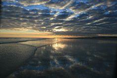 80 mile beach, outback coast Western Australia - sunrise
