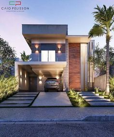 [New] The 10 Best Home Decor Today (with Pictures) Minimalist House Design, Modern House Design, Modern Architecture House, Architecture Design, Pool House Decor, Duplex Design, House Design Pictures, Small Modern Home, Luxury Homes Dream Houses