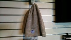 VW Slouchy Beanie Cap at Larry Roesch Volkswagen | Volkswagen Apparel