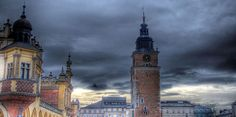 Rådhustårnet Krakow