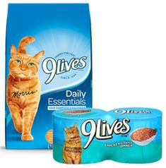 $1.00 off 9Lives Cat Food Coupon on http://hunt4freebies.com/coupons