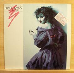 BONNIE BIANCO - Just me - mint minus - Vinyl LP - OIS - Miss you so - Top Rare