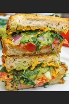 if you love sandwiches - this is for you! A healthy substitute for butter - this is a HIT in my house!