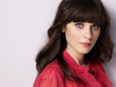 Comment faire le maquillage des yeux de Zooey Deschanel