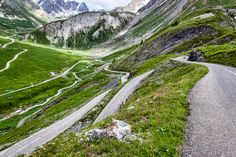 Twenty of the world's most beautiful roads for cycling Beautiful Roads, French Alps, Online Travel, Road Cycling, Italy Travel, Climbing, Road Trip, Country Roads, France