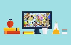 El marketing online según los personajes de Disney