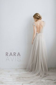 18 Of The Dreamiest Wedding Dresses You Will Ever See! - Paper & Lace                                                                                                                                                                                 More