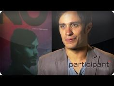 "In his new movie, ""No,"" Gael Garcia Bernal portrays an adman who helps overthrow Chilean dictator Augusto Pinochet, democracy and speaking the truth out loud."