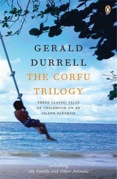 Corfu Trilogy by Gerald Durrell http://www.amazon.com/dp/0141028416/ref=cm_sw_r_pi_dp_LIxswb036V0FN
