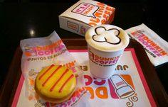 Deliciosos y creativos desayunos en Dunkin' Coffee