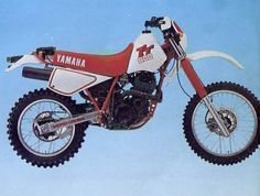Yamaha TT600