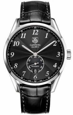 63822fc8d52 TAG Heuer Carrera Heritage WAS2110.FC6180 Relojes De Lujo Para Hombres