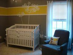 Modern & Cute Nursery