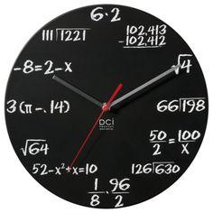for a math classroom!