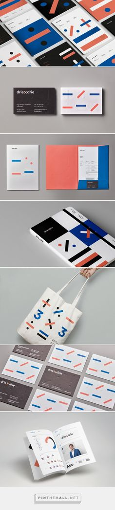 driexdrie - branding | Abduzeedo Design Inspiration - created via https://pinthemall.net