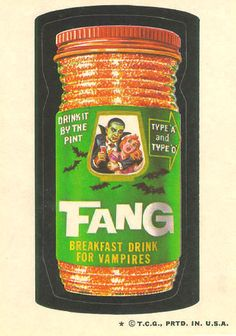 Wacky Packages drinks - Bing Images