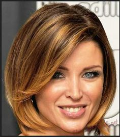 after my hair gets long, I'll cut it like this