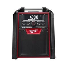 Milwaukee Electric Tool 2792-20 M18 Job Radio/Charger  Milwaukee Electric Tool 2792-20 M18 Job Radio/Charger features a Built-In Charger that does Quick and Convenient Charging Of all M18 Batteries, Exclusive Digital Bluetooth Receiver Streams audio Wirelessly From Over 100′ away, Sub Power Port, Premium Speakers and 40W amplifier, Customizable Equalizer and 10 Station Preset, Reinforced Roll Cage and Metal Handles Protects against abusive Jobsite Conditions, Weather Sealed Compartme..