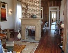 New Orleans shotgun house interior