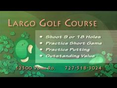 Are you looking for a great way to reduce stress, unwind or just enjoy the great outdoors? Would you like to find one of the best golf values in Pinellas Cou. Ways To Reduce Stress, Play Golf, The Great Outdoors, Golf Courses, Tennis, Florida, City, The Florida, Cities