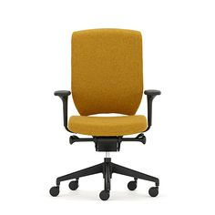 Evolve Task Chair with Upholstered Back