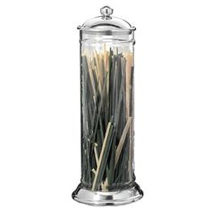 Glass Jar w/metal lid - International Mercantile Agencies, Inc ...