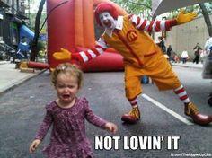 MC Donalds- Not Loving It!  #health #food #hateprocessedfood