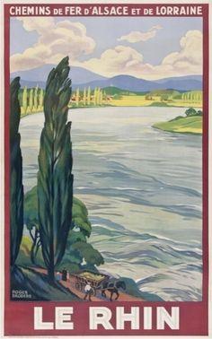 1933 Le Rhin 01
