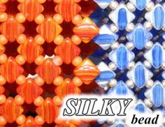 Silky Beads Dia Czech Glass Two Hole Pressed Beads 6mm