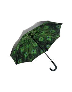 Originality Umbrella Anti Strong Wind Anti UV Umbrella Peafowl