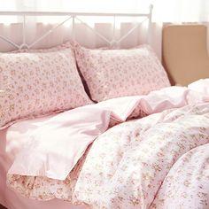 Pink Dream Queen Duvet Cover