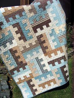 Cool pattern for little boys: Key to My Heart by Sweet Jane's